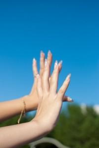 指の皮がむける…治し方