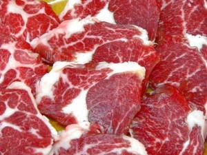 ラム肉とマトン肉