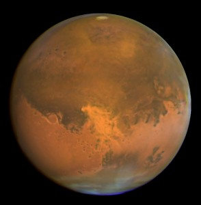 火星に移住