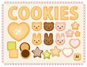 クッキーの特徴