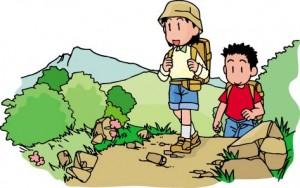 ピクニックとハイキングの違い