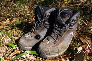 登山靴の手入れの頻度