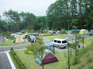 オートキャンプ場の特徴・メリット
