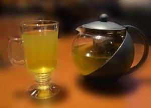 花粉症に効くお茶について