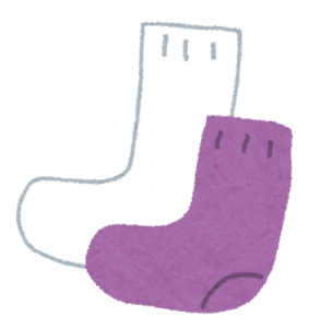靴下はどのようなものがいいのか